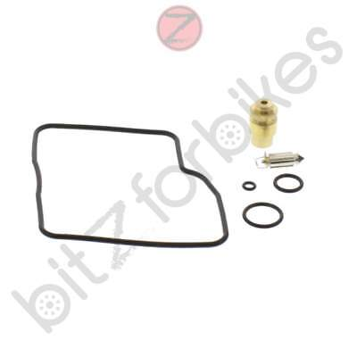Float Bowl Gasket Rear Set Kit Tourmax Suzuki VS 800 GLS Intruder 1995