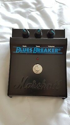 marshall drivemaster guitar effects pedal 1st generation made in england picclick uk. Black Bedroom Furniture Sets. Home Design Ideas