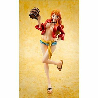 Megahouse One Piece Portrait of Pirates Nami Mugiwara Ver.02 Limited Edition F/S