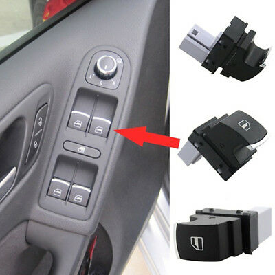 Electric Car Window Lifter Control Switch For Vw Passat Cc Golf 6 Mk6 Gorgrous