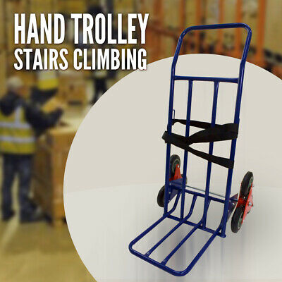 Climber Hand Trolley Stair Climbing Hand Trolley Truck Climb Step 6 Wheels