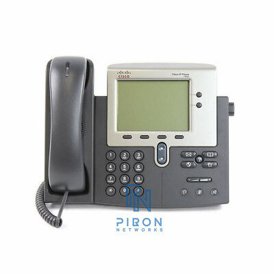 Cisco CP-7940G VoIP  IP Phone  *Grade A* 1 Year Warranty inc VAT & Delivery