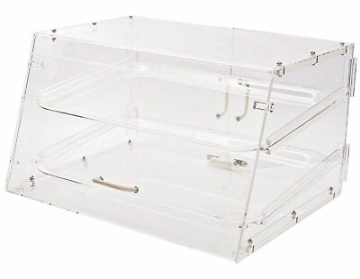 Update International APB-2112FD 2 Tray Display Case