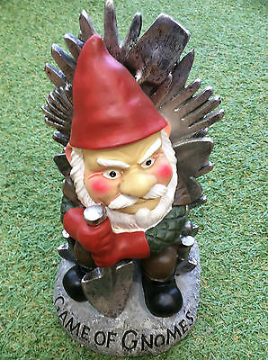 Game of Gnomes - 25cm figurine based on Game of Thrones