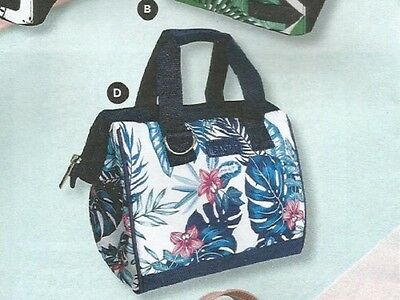Sachi Insulated Style 34 Lunch Bag - Tropical Paradise