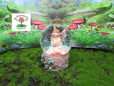 Fairy Waterball. Birthday Present. Glitter Water ball. Snow Globe.  Party Favour