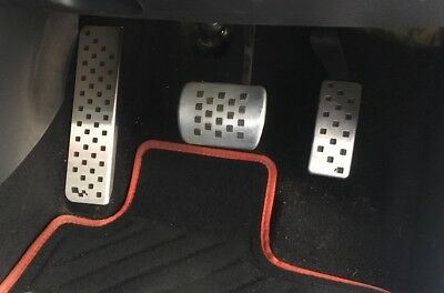 Renault Clio IV Tape Footrest Sport Cup RS200 GT Expression X98 4 Dead Pedal