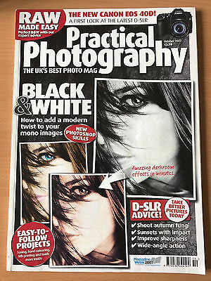 Practical Photography Magazine, October 2007 Edition. 977003264416910
