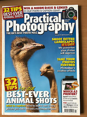 Practical Photography Magazine, July 2007 Edition. 977003264416907