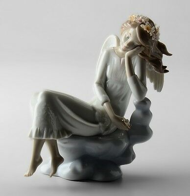 "LLADRO 6871 "" Celestial Harmony "" ** MINT ***Box Included"