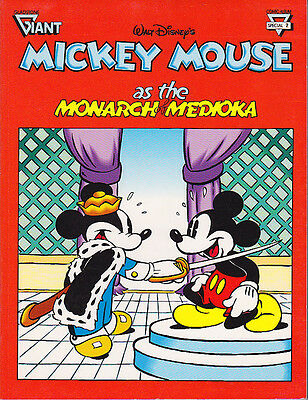 MICKEY MOUSE Comic Album Special no. 7