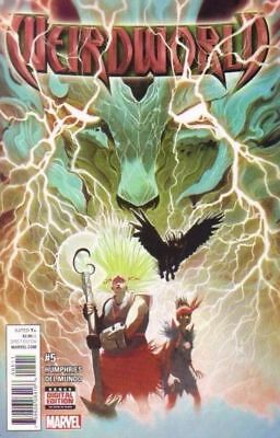 Weirdworld  #5 (2015) Vf/nm Marvel