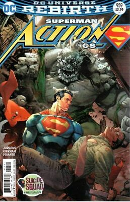 SUPERMAN ACTION COMICS #959 (2016)VF/NM DC 1st PRINT