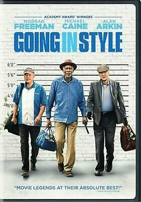 Going in Style - DVD Region 1 Free Shipping!