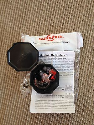 Surefire Ep3 Ear plugs clear, cheapest on eBay