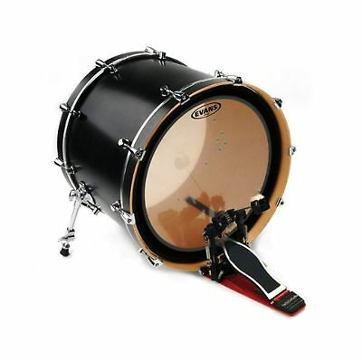 Evans EMAD2 Clear Bass Drum Head 22 Inch 22-inch New