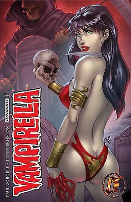 Vampirella #5 Comics Elite Exclusive Cover by Ryan Kincaid Limited to 500!!