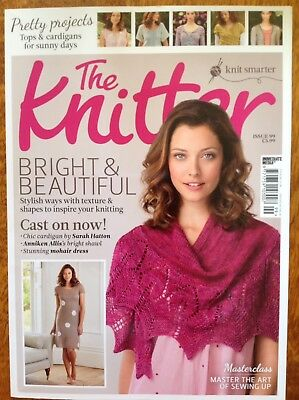 The Knitter Magazine - Issue 99 - Excellent Condition & Free UK Postage