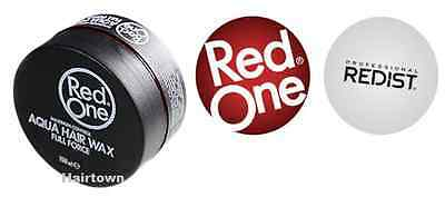 RedOne Quiksilver Aqua Hair Wax Full Force 150 ml (100ml/4,87€)