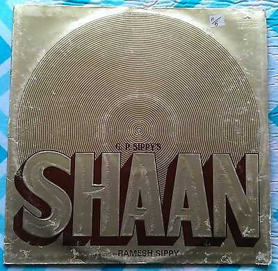 Bollywood LP Shaan R.D.Burman