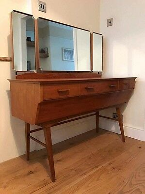 Retro/vintage Alfred Cox Dressing Table C1950 open to offers!