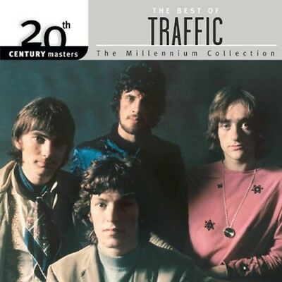 Millennium Collection-20th Century Masters - Traffic (CD Used Like New)