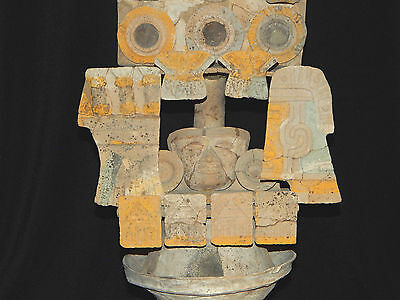 Pre-Columbian Incensario Figure, Teotihuacan, Authentic, Very Rare