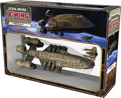 Star Wars - X-Wing Miniatures Game C-ROC Cruiser Expansion Pack Fantasy Flight