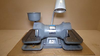 "Rockwell 6"" Carbide Tool Grinder  200V, 3 PH"