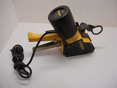 Strapex Hand-held Strapping Tool CH-5610 AG strapping Gun Strap ex Swiss made