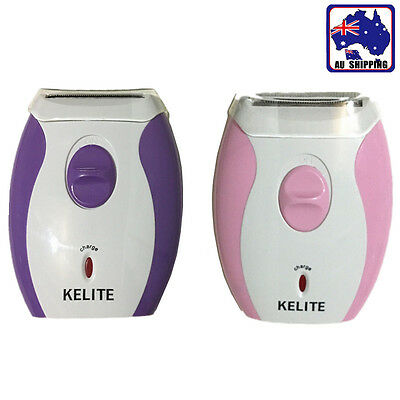 Rechargeable Lady Women's Hair Removal Trimmer Epilator Shaver HTTR791+EPLUG01
