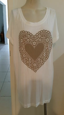 Mothercare - Bnwt - Sz 12 Maternity Sleep Tee Shirt    Sn261