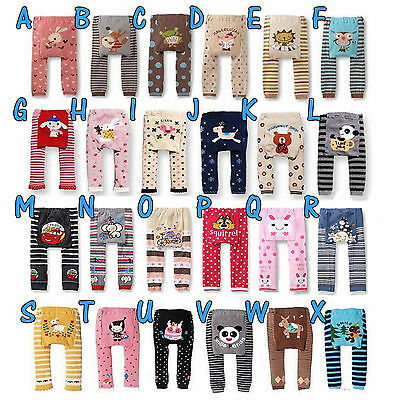 Baby Leggings Pants Toddler Baby Boys Funky Pants Unisex Tights