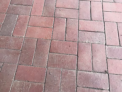 Used Red Blend Pavers - Heaps Available - Removed ready for pickup Red Hill VIC