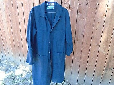 Shop Coat Mens Blue size Large $6.00 each