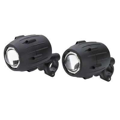 Kappa Motorcycle Motorbike Homologated Spotlights With Halogen Lights | 1 Pair