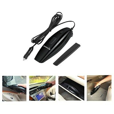 Easehold 12V Mini Handheld Car Vacuum Cleaner Vehicle Auto Home Portable Wet&Dry