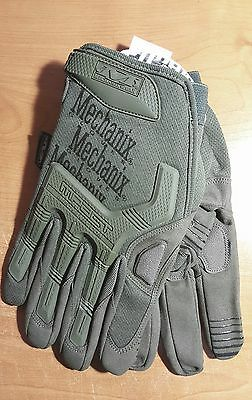 Mechanix Wear M-Pact Coyote Brown NEW 2017 STYLE Tactical Gloves MPT-72-011 - XL