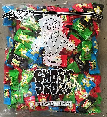 ghost drops cosmic 1080 G expiry 10/7/19 kids ghost HALLOWEEN colour change