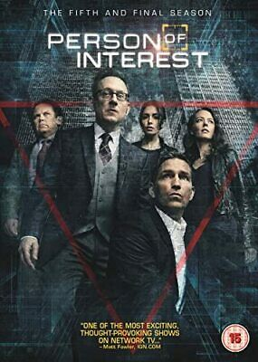 Person of Interest S5 (DVD)