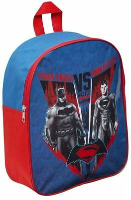 Batman Superman Dawn Of Justice Backpack New/packed