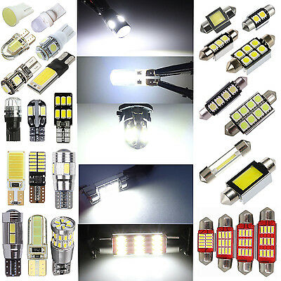 LED T10 Soffitte Canbus SMD COB W5W C5W Lampen Standlicht innenraumbeleuchtung