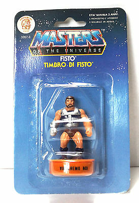MOTU Masters of the Universe - Fisto Stempel / stamp OVP MOC