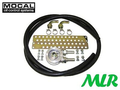 Mocal Universal Oil Cooler Fitting Kit And Optional Filter Thread/Thermostat Ik4