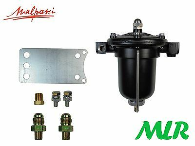Malpassi High Flow V8 Filter King Fuel Pressure Regulator -6Jic Fittings Bdt-6