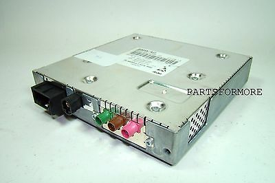 Bmw Tv Video Modul 2 Rse F07 F10 F11 F12 F13 F01 F02 F03 F04  9321038