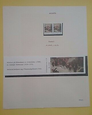 Norway Stamp Booklets