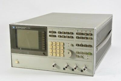 Agilent / HP 3577A Network Analyzer 5Hz - 200Mhz