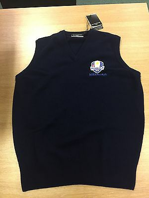 Ryder Cup 2012 Miracle At Medinah Vest As Worn By Players Of Team Europe Medium