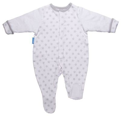 Gro Suits (Silver Star) - 12-18m Free Shipping!